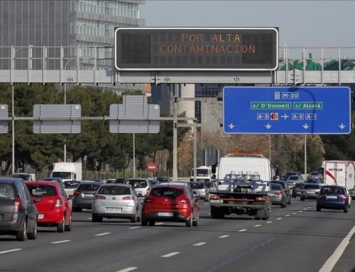 Los radares anticontaminación funcionarán desde junio en Madrid
